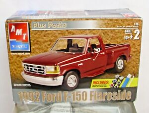 AMT 1992 FORD F-150 PICK UP TRUCK MODEL KIT SEALED CONTENTS