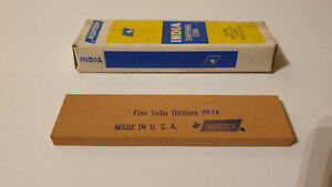 Norton Sharpeners India Aluminum Oxide Oil Stone - Fine Grit