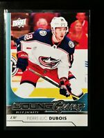 Pierre Luc Dubois Young Guns Rookie RC  - PLD - 2017-18 Upper Deck