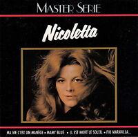 Nicoletta CD Master Serie - France (M/VG+)