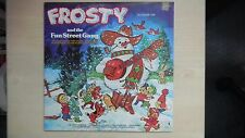 Classic Christmas Records FROSTY AND THE FUN STREET GANG Recorded Live LP 1979