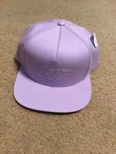 NWT Huf Unisex Cap Hat Snapback Purple New b75f18475d55