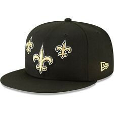 New Orleans Saints New Era 2019 NFL Draft On-Stage Official 9FIFTY Snapback Hat