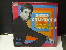 BOBBY GOLDSBORO The straight life / tomorrow is forgotten 38229UAF