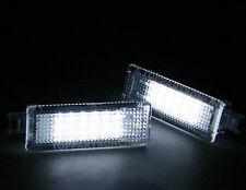 X Series E70 X5 E71 X6 LED Courtesy Side Door lamps High Power White Pair