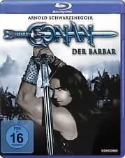 Conan der Barbar ** Arnold Schwarzenegger ** NEUWARE BLU-RAY !!