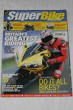 Super Bike October 2007/Ducati S4RS/KTM Super Duke/Honda CG125/GSX-R600/YZF-R1