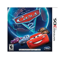 Cars 2: The Video Game (Nintendo 3DS, 2011)