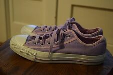 Converse All Star Chuck Taylor Pastel Light Purple Pink Women's 8 Shoes Sneakers
