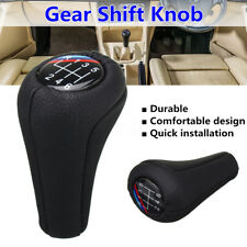 6 Speed Gear Shift Knob Replacement For BMW E92 E91 E90 E60 E46 E39 E36 M3 M5 M6