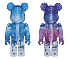 Medicom Be@rbrick Tokyo Sky Tree Town 100% Skytree Night & Sea Bearbrick Set 2pc
