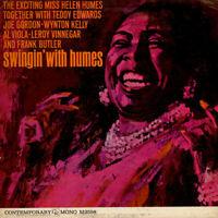 Helen Humes - Swingin' With Humes (Vinyl LP - 1961 - US - Original)