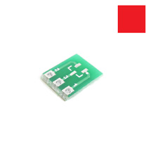 15pcs Double-Side SMD SOT23-3 to DIP SIP3 Adapter PCB Board DIY Converter New