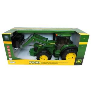 1/16th John Deere 7930 Tractor with Front Loader by Bruder 09807