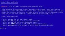 Darik's Boot and Nuke (Hard Disk Drive Data Erase, Wipe, Format) Windows/Mac