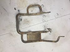 125 Grizzly Rear Skid Plate