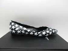 Saint Laurent YSL Paris 10 Decolette Star Ballerina Flats Shoes 38.5 8.5