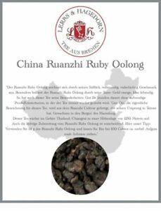 China Ruanzhi Ruby Oolong 1 KG