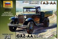 Gaz - Aa (Rr) Zvezda 1:35 Kit Z3602