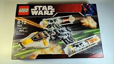 LEGO 7658 Y-Wing Fighter-Star Wars-New Sealed Box-Retired, 2007, NIB, Great Cond