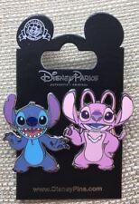 Disney Lilo And Stitch And Angel Pin Two Pins Pin NEW 2018 2 Pin Set