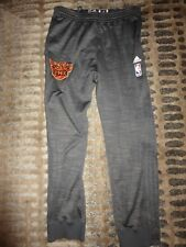 Phoenix Suns #43 NBA Tearaway Game Used Worn Adidas Pants XXL