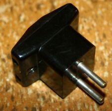 20er/30er Jahre Netzstecker-Adapter für Röhrenradios – bis zu 3 Geräte anschl.