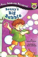 Benny's Big Bubble (All Aboard Picture Reader)-ExLibrary