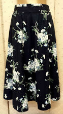 Laura Ashley Calf Length Floral Skirts for Women