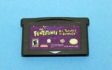 Nintendo GBA GameBoy Advance - THE FLINTSTONES: BIG TROUBLE IN BEDROCK - Modul