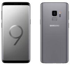 Samsung Galaxy S9 64gb Titanium Gray Brand New Cod Agsbeagle