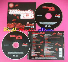 CD Ultimate R&B:The Love Collection 2010 Compilation no mc vhs dvd(C37)