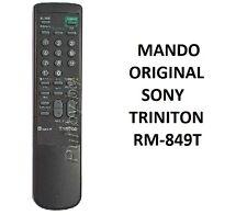 MANDO PARA SONY RM-849T ORIGINAL 849T