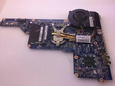 Amd Motherboard for Hp Pavilion G4 G6 G7 Laptops,Model R22 with fan