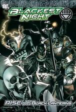 Blackest Night: Rise of the Black Lanterns-ExLibrary