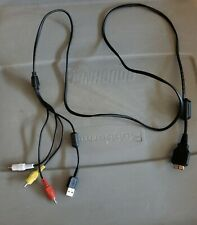 RCA/USB TO Playstation CABLE 5 FT