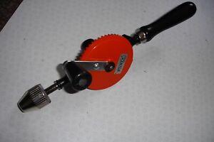 Zenten Werkzeuge Hand Drill 8mm.