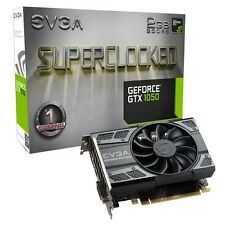 EVGA GeForce GTX 1050 2GB scheda grafica Superclocked Edizione BOOST