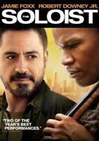 The Soloist [New DVD] Ac-3/Dolby Digital, Dolby, Dubbed, Subtitled, Widescreen