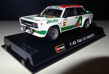 FIAT 131 ABARTH Alen reboot versione Rally Portogallo 1981 1:43 Trofeu NUOVO
