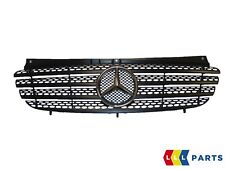 NEW GENUINE MERCEDES BENZ VITO W639 FRONT RADIATOR GRILLE BLACK A63988001859051