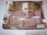 CRAFTS UNCUT VOGUE 1904 WAVERLY Sewing Pattern COUCH CHAIR SLIPCOVER HOME DECOR