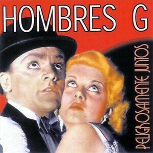 Hombres G - Peligrosamente Juntos (2LP+CD) [New Vinyl LP] With CD, Spain - Impor