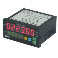 Mypin Counter Mini Length Batch Meter 1 Preset Relay Output Count Meter Practiq6