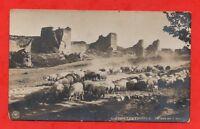 Türkei - Konstantinopel - die Wände des 7 tours (J3227)