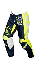 NEW MX Gear-JT RACING USA  Flex ExBox Pants, Navy/Neon Yellow, ADULT