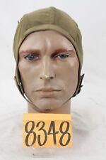 WWII US TYPE A9 FLIGHT CAP SIZE MEDIUM