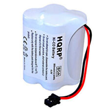 HQRP Bateria para Uniden BEARCAT SPORTCAT BP-180, BP-250, BBTY0356001 Reemplazo