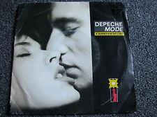 Depeche Mode-A Question of Lust 7 PS-1986 France-45 U/min-Virgin-Silver Label
