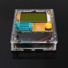 LCR-T4 Mega328 Transistor Tester Diode Triode Capacitance ESR Meter With Sh Q3I4
